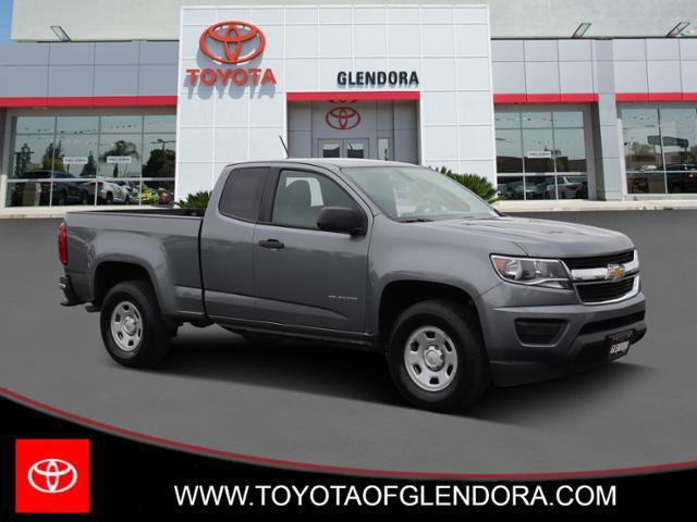 """2018 Chevrolet Colorado 2WD Work Truck 2WD Ext Cab 128.3"""" Work Truck Gas I4 2.5L/150 [0]"""