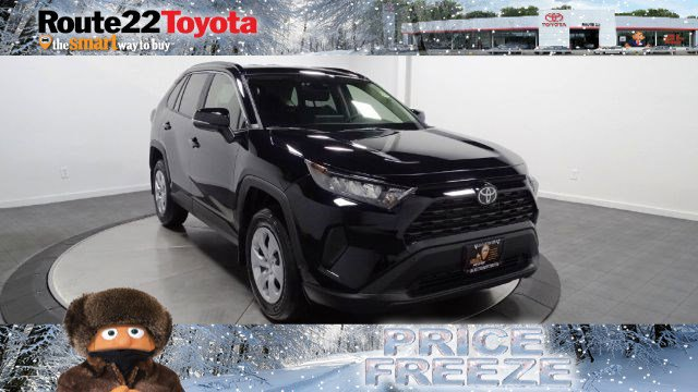 2021 Toyota RAV4 LE LE AWD Regular Unleaded I-4 2.5 L/152 [14]