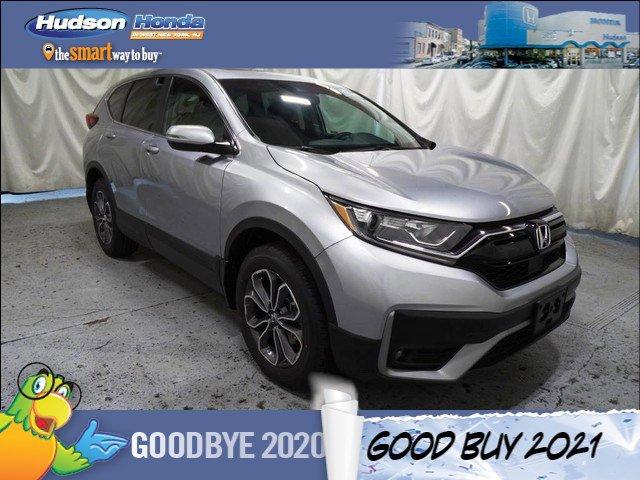 2020 Honda CR-V EX-L EX-L AWD Intercooled Turbo Regular Unleaded I-4 1.5 L/91 [15]