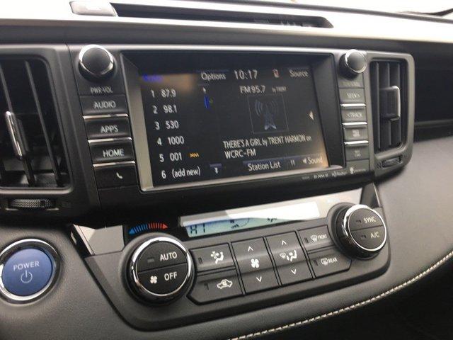 New 2017 Toyota RAV4 Hybrid XLE AWD
