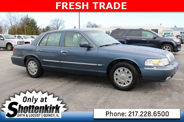 Used 2008 Mercury Grand Marquis in Quincy, IL