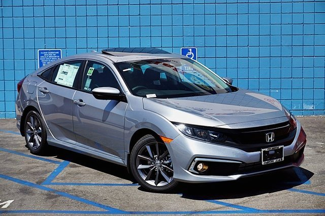 New 2019 Honda Civic Sedan in San Diego, CA