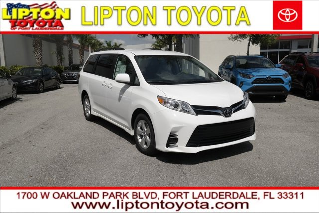 New 2020 Toyota Sienna in Ft. Lauderdale, FL