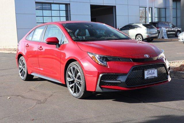 New 2020 Toyota Corolla in Greeley, CO