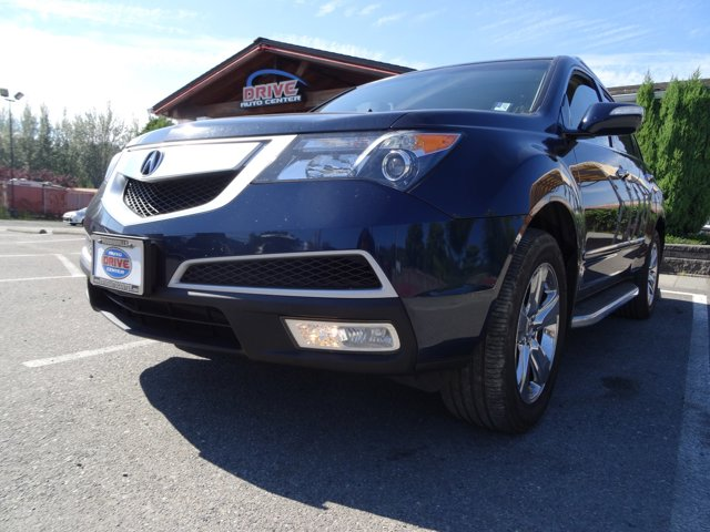 Used 2011 Acura MDX AWD 4dr Tech Pkg