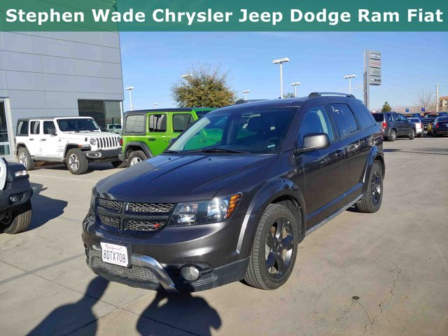 Used 2018 Dodge Journey Crossroad FWD