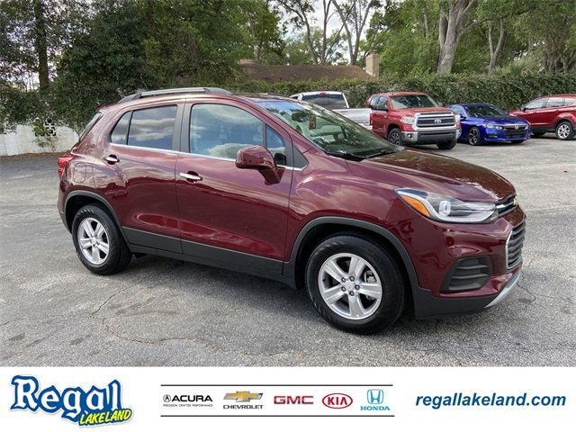 Used 2017 Chevrolet Trax in Lakeland, FL