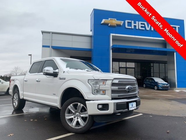 Used 2015 Ford F-150 in Kansas City, MO