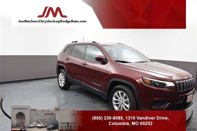 New 2020 Jeep Cherokee in Columbia, MO