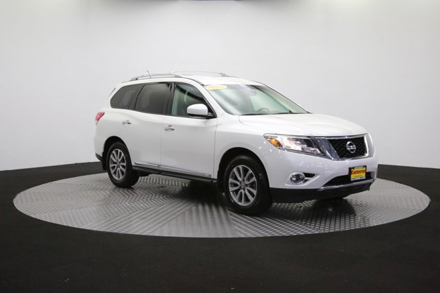 2016 Nissan Pathfinder for sale 122210 46