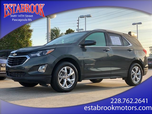 Used 2019 Chevrolet Equinox in Pascagoula, MS