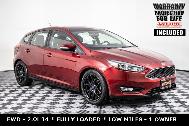 Used 2016 Ford Focus in Sumner, WA