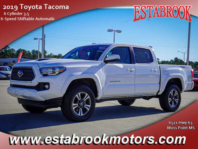 Used 2019 Toyota Tacoma in Moss Point, MS