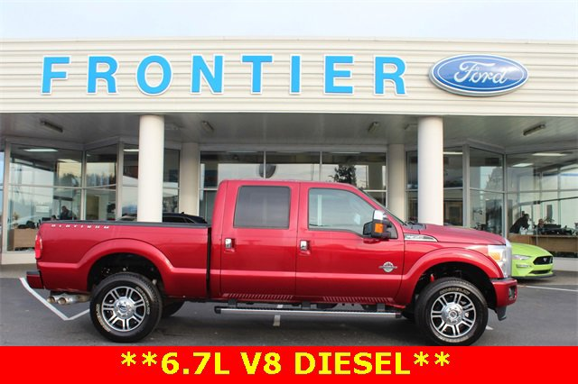 Used 2016 Ford F-350 in Anacortes, WA