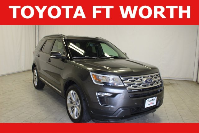 Used 2019 Ford Explorer in Fort Worth, TX