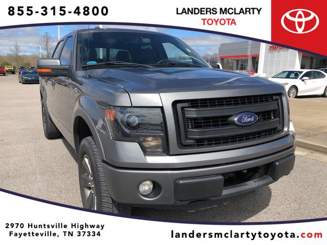 Used 2013 Ford F-150 in Fayetteville, TN