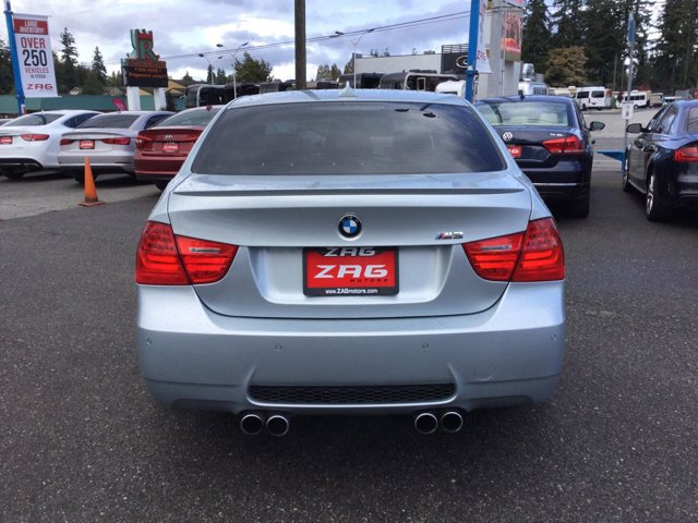 Used 2009 BMW M3 4dr Sdn