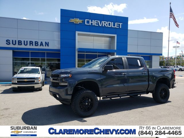 New 2019 Chevrolet Silverado 1500 in Claremore, OK