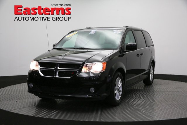 2018 Dodge Grand Caravan for sale 124375 0