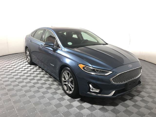 Used 2019 Ford Fusion Hybrid in Greenwood, IN