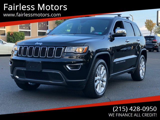 Used 2017 Jeep Grand Cherokee in Fairless Hills, PA