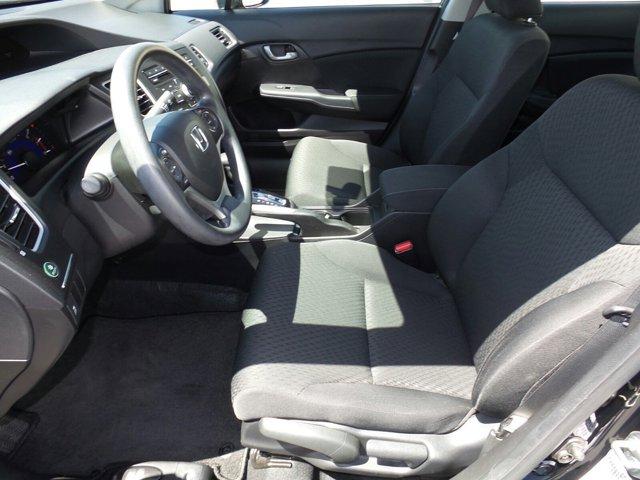Used 2014 Honda Civic Sedan 4dr CVT LX