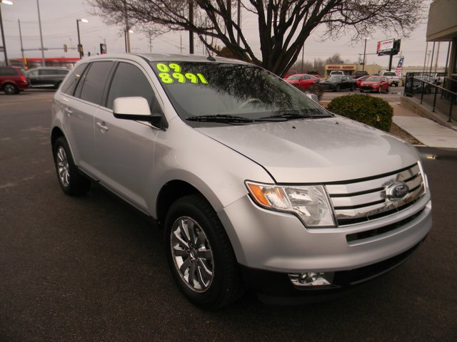 2009 Ford Edge SEL Plus
