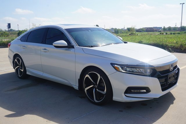 Used 2019 Honda Accord Sedan in Port Arthur, TX