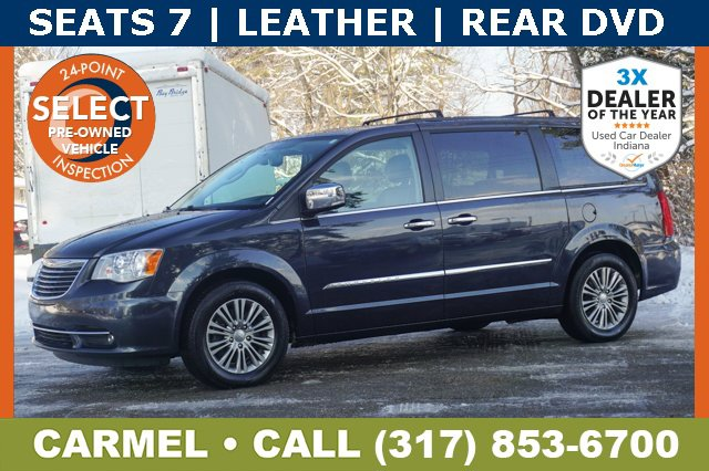 Used 2014 Chrysler Town amp Country in Indianapolis, IN