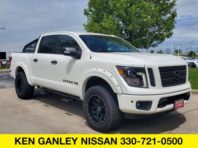 New 2018 Nissan Titan in , OH