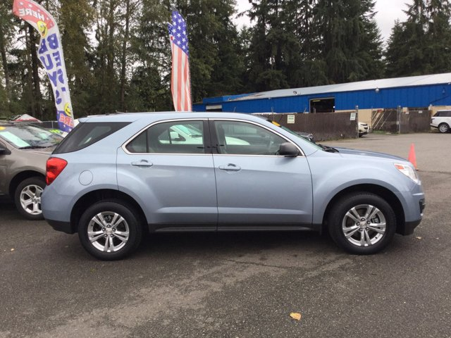 Used 2014 Chevrolet Equinox AWD 4dr LS