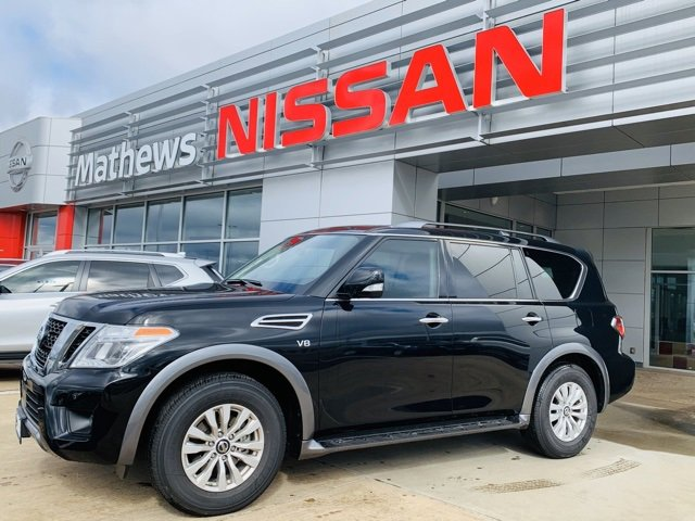 New 2020 Nissan Armada in Paris, TX