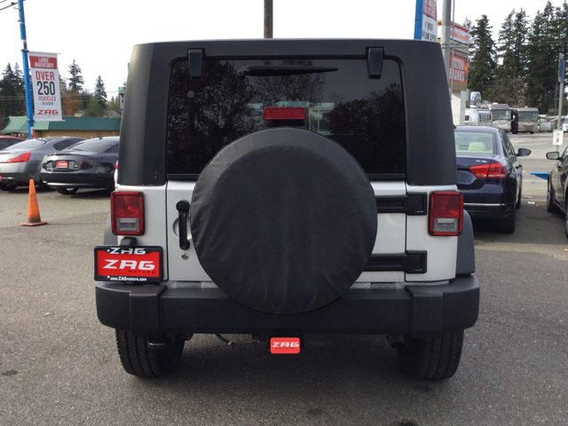 Used 2010 Jeep Wrangler Unlimited 4WD 4dr Sport