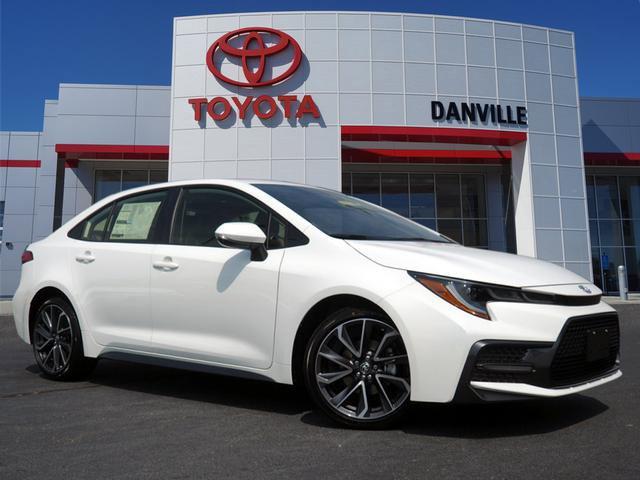 New 2020 Toyota Corolla in Danville, VA