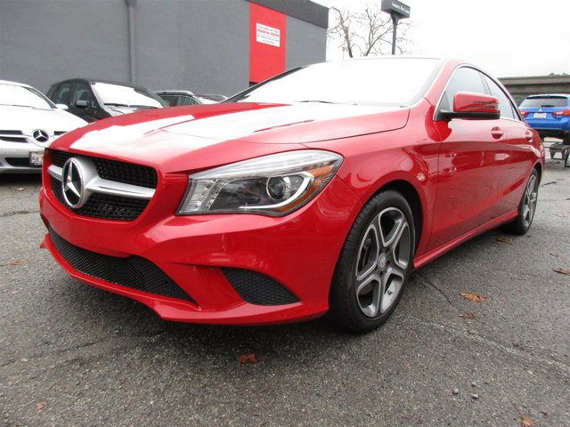 for sale used 2014 Mercedes-Benz CLA-Class San Rafael CA