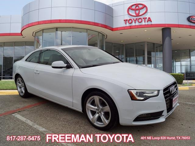 Used 2014 Audi A5 in Hurst, TX