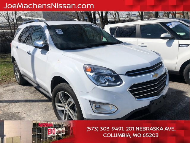 Used 2017 Chevrolet Equinox in Columbia, MO