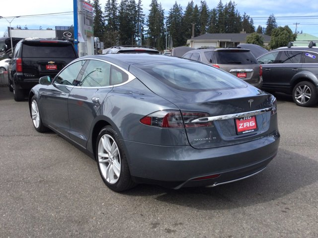 Used 2012 Tesla Model S 4dr Sdn