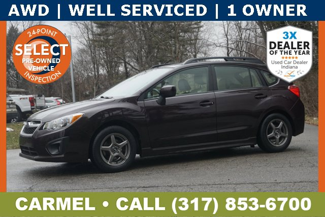 Used 2013 Subaru Impreza Wagon in Indianapolis, IN