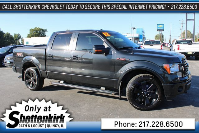 Used 2012 Ford F-150 in Quincy, IL
