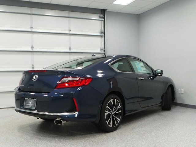 New 2017 Honda Accord Coupe EX-L CVT w-Navi and Honda Sensing