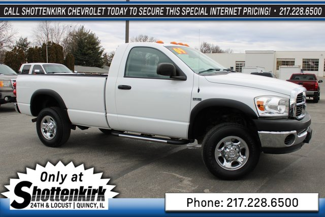 Used 2009 Dodge Ram 2500 in Quincy, IL