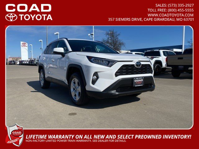 Used 2019 Toyota RAV4 in Cape Girardeau, MO