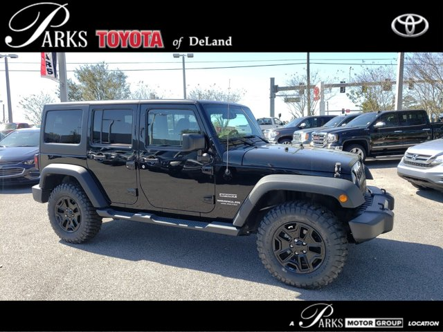 Used 2017 Jeep Wrangler in DeLand, FL