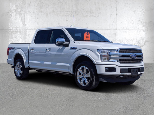 Used 2020 Ford F-150 in Venice, FL