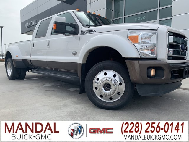 Used 2016 Ford Super Duty F-450 DRW in D'Iberville, MS