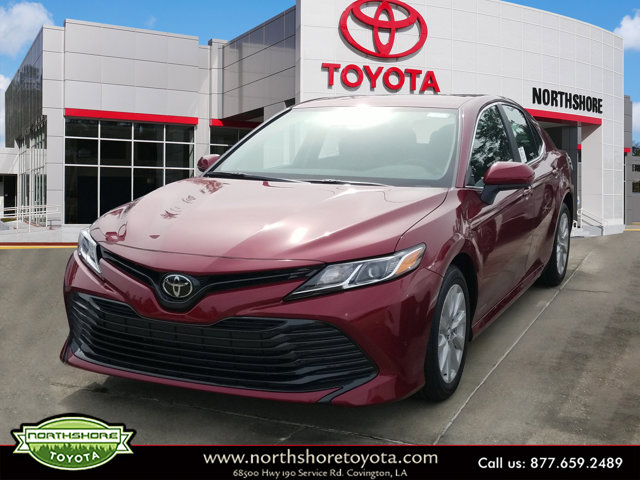 New 2020 Toyota Camry in Covington, LA