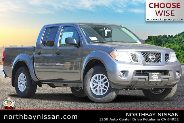 2021 Nissan Frontier SV Crew Cab 4x4 SV Auto Regular Unleaded V-6 3.8 L/231 [4]