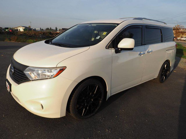 2015 Nissan Quest 3.5 S photo
