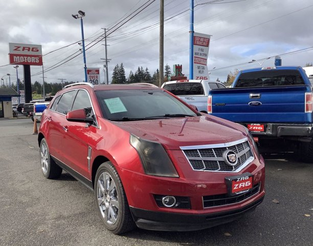 2011 Cadillac SRX AWD 4dr Turbo Performance Collection
